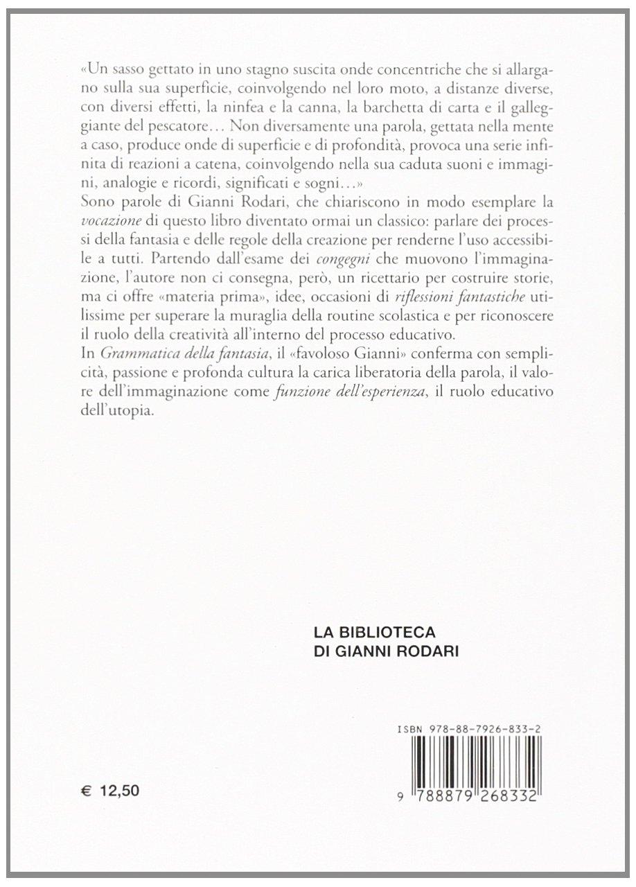 La Grammatica Della Fantasia Pdf