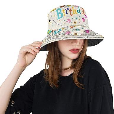 Feliz cumpleaños, Linda Tarjeta Divertida, Verano, algodón ...