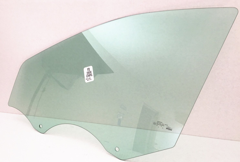 FITS 2001-2005 HONDA CIVIC 4DR SEDAN FRONT LEFT WINDOW DRIVER DOOR SOLAR GLASS
