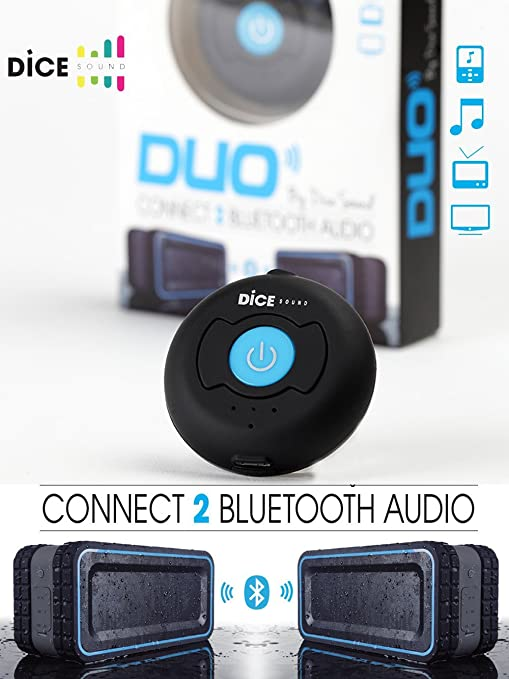 connect 2 bluetooth speakers
