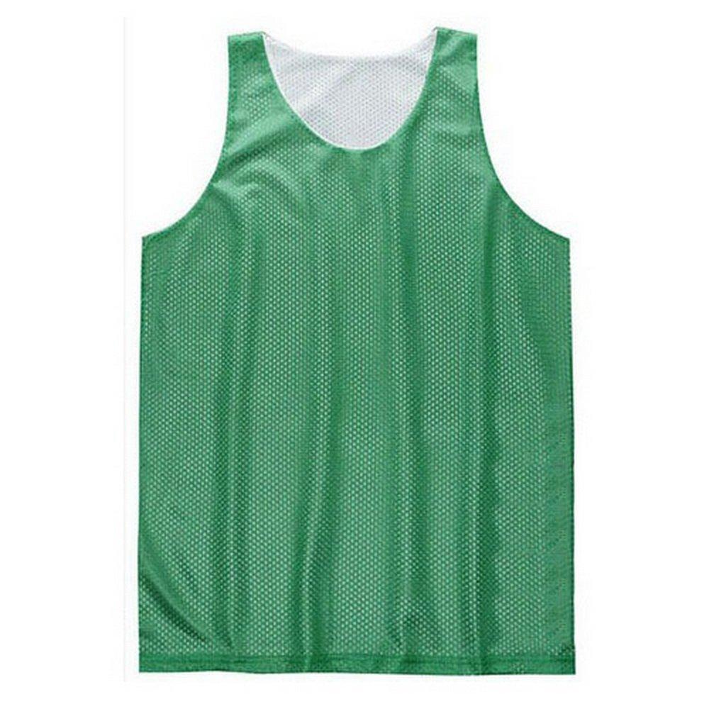 TopTie Men's Tank Top, Reversible Mesh Tank, Basketball Jerseys, Lacrosse Jersey TopTie Men's Tank Top