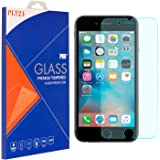PLT24 Transparent Tempered Glass 9H Tempered Glass For Apple iPhone 6 6S Screen Protector Glass Tempered Glass/Glass/Real Glass/Combined Glass Tempered Glass Screen Protector Film Shiled Guard Film