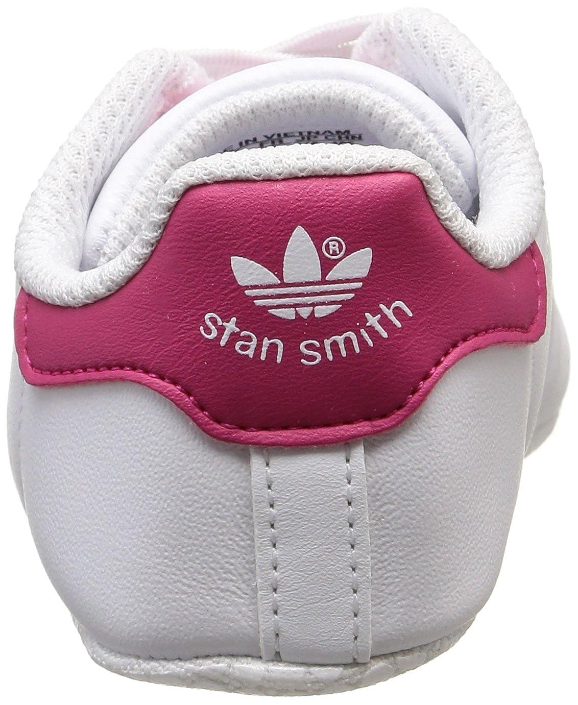 timeless design c1f2e acae3 adidas Originals Unisex Baby Stan Smith Crib Lauflernschuhe  Amazon.de   Schuhe   Handtaschen