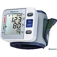 Baymore - Muñequera digital con control de presión arterial