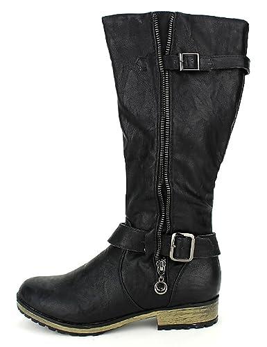 Femme Bottes Cendriyon Chaussures Torrente Noires xwqUnBAF