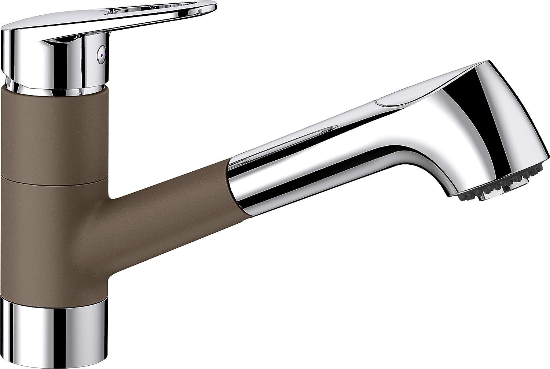 whiteo 523262 Notis S S Kitchen Sink Mixer Tap Nutmeg
