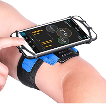 CoverKingz - Brazalete Deportivo Universal para Smartphones de 4 a 7,0 Pulgadas, con Compartimento para Llaves, Funda para teléfono móvil: Amazon.es: Electrónica