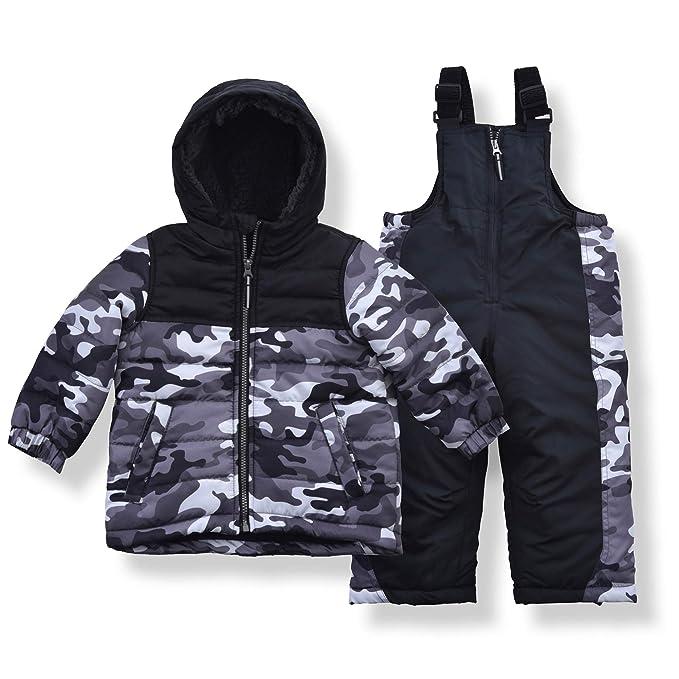 Amazon.com: Arctic Quest - Juego de chaqueta de esquí y ...