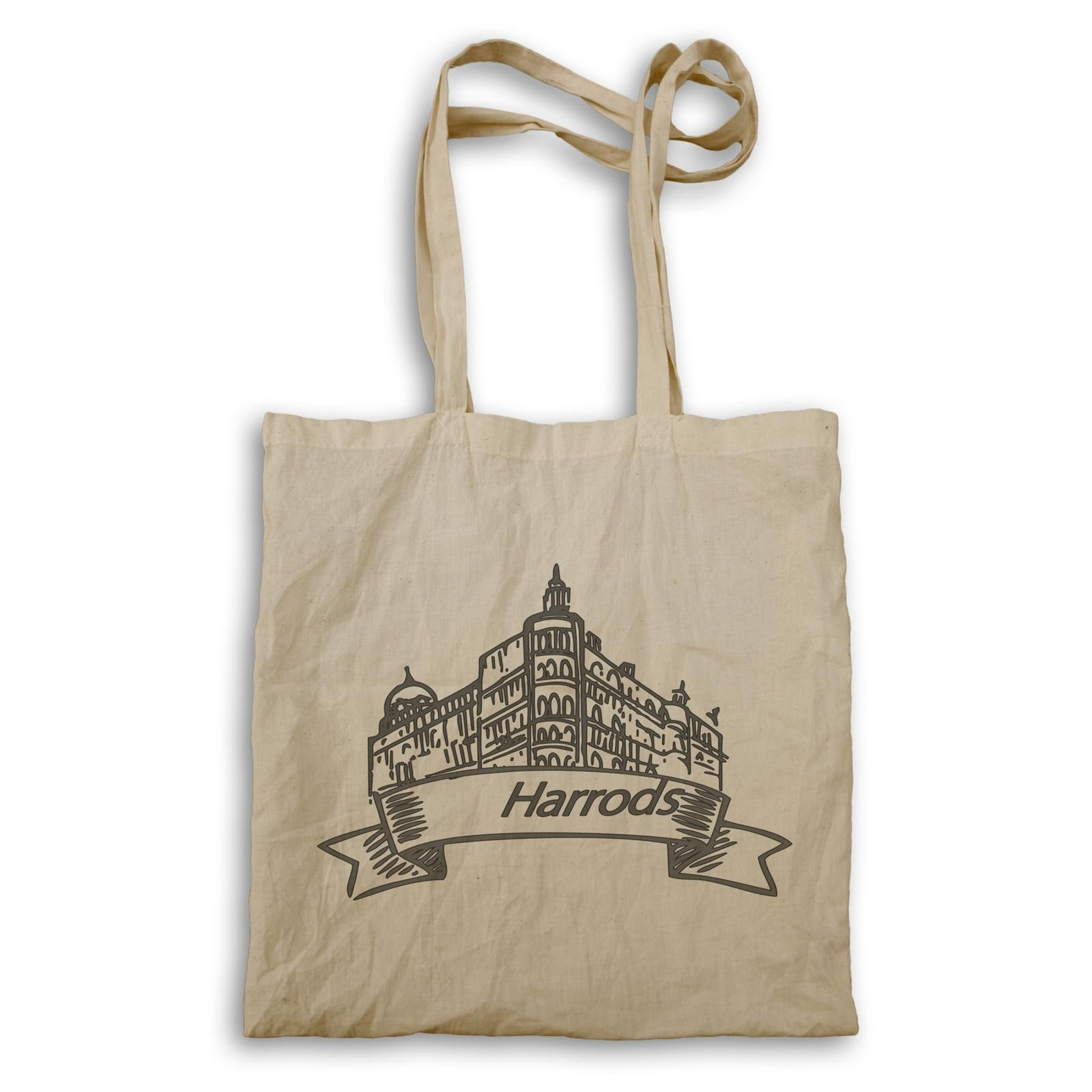 New I Love London Harrods Tote bag m480r