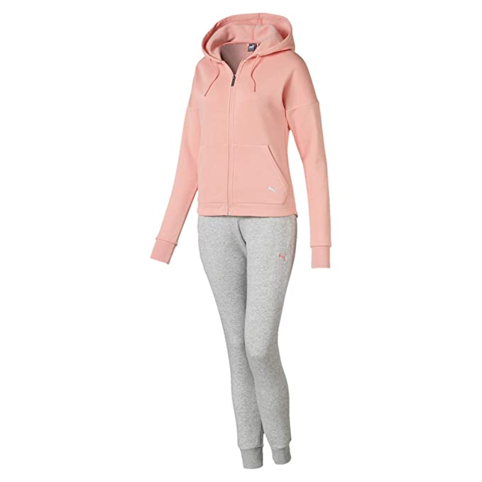 Puma Damen Classic HD. Sweat Suit, Cl Trainingsanzug