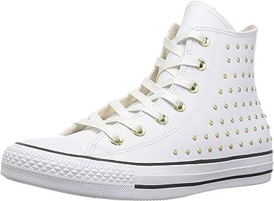 Converse Women's CTAS HI Gold Sneaker