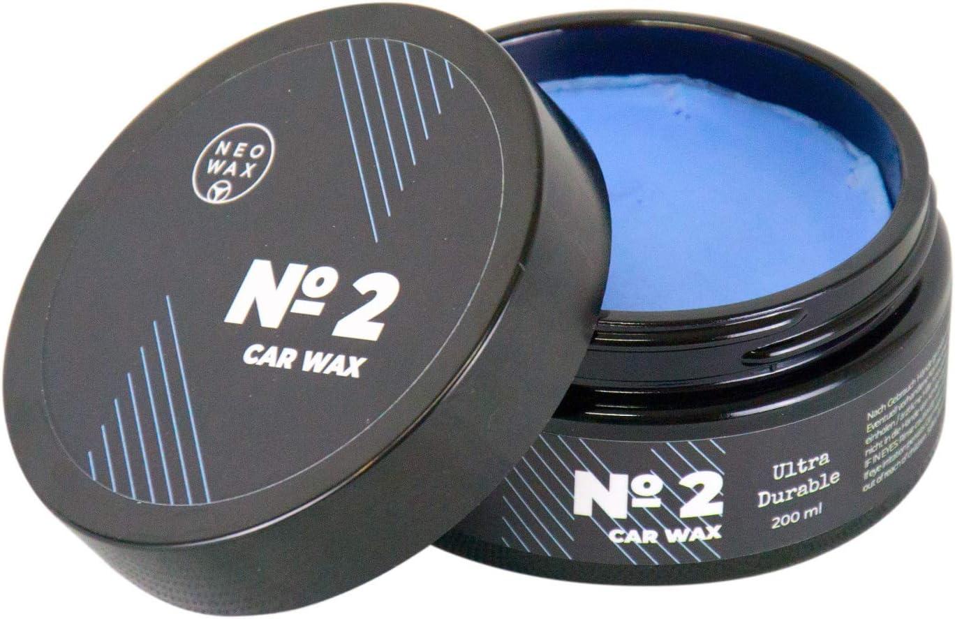 Neo Wax No2 Car Wax Sealant Coatingwax 200 Ml Auto