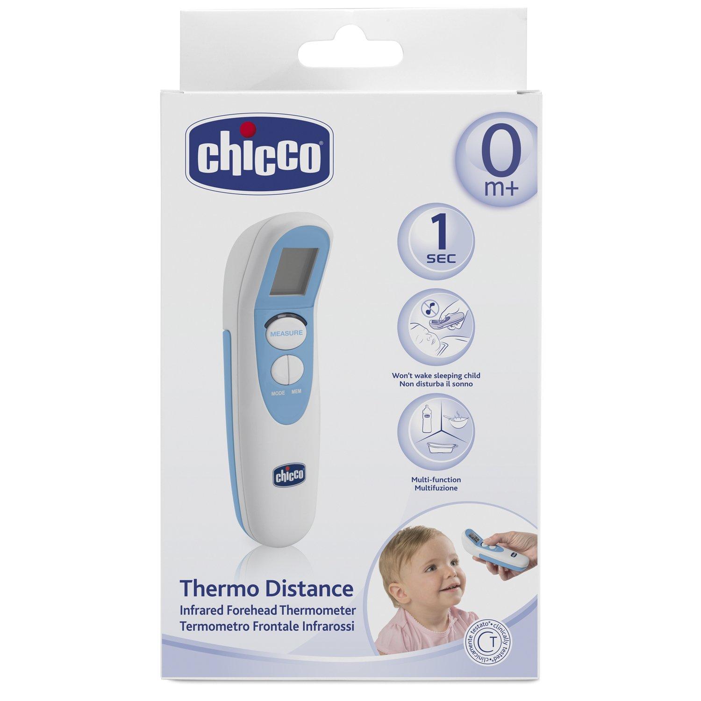 Chicco Thermodistance - Termómetro infrarrojos a distancia: Amazon.es: Bebé