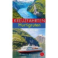 Kreuzfahrten Hurtigruten: Bergen–Kirkenes