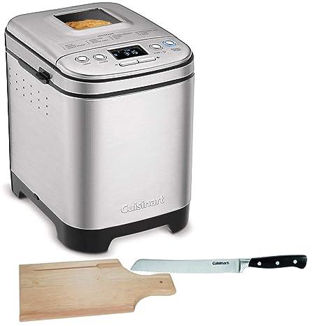 Amazon.com: Cuisinart CBK-110 - Máquina de pan, compacta y ...