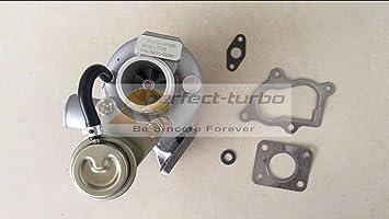 Nueva TD03 TD03 – 7T 49131 – 02030 1 G770 – 17012 Turbo para Kubota movimiento