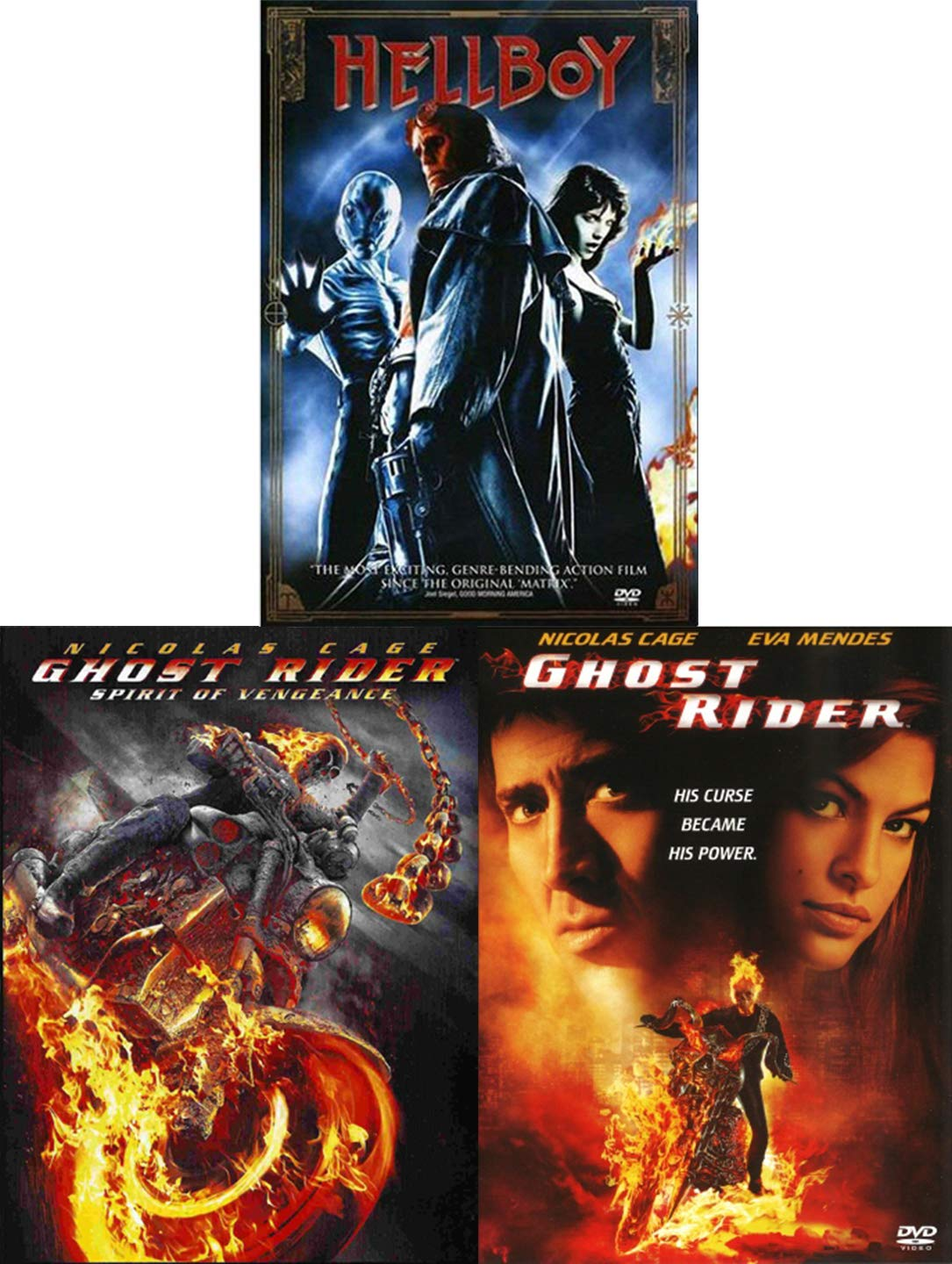 Amazon com: Riders in Hell Super Hero Movies Marvel Ghost