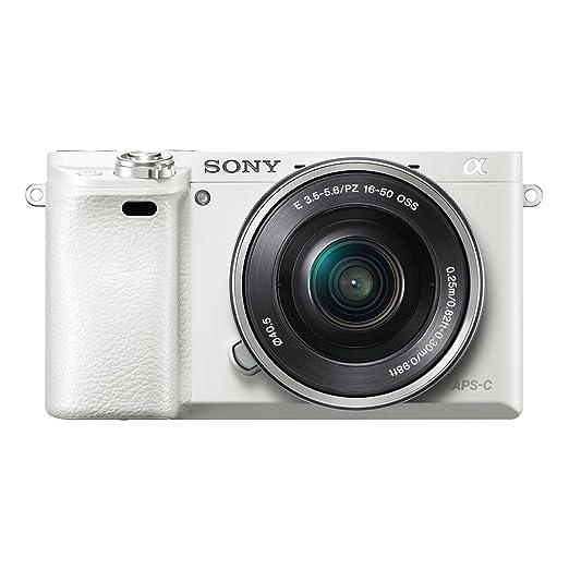 258 opinioni per Sony Alpha 6000L Fotocamera Digitale Compatta, Obiettivo Intercambiabile,