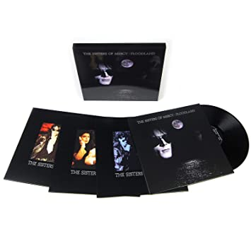 the sisters of mercy floodland collection