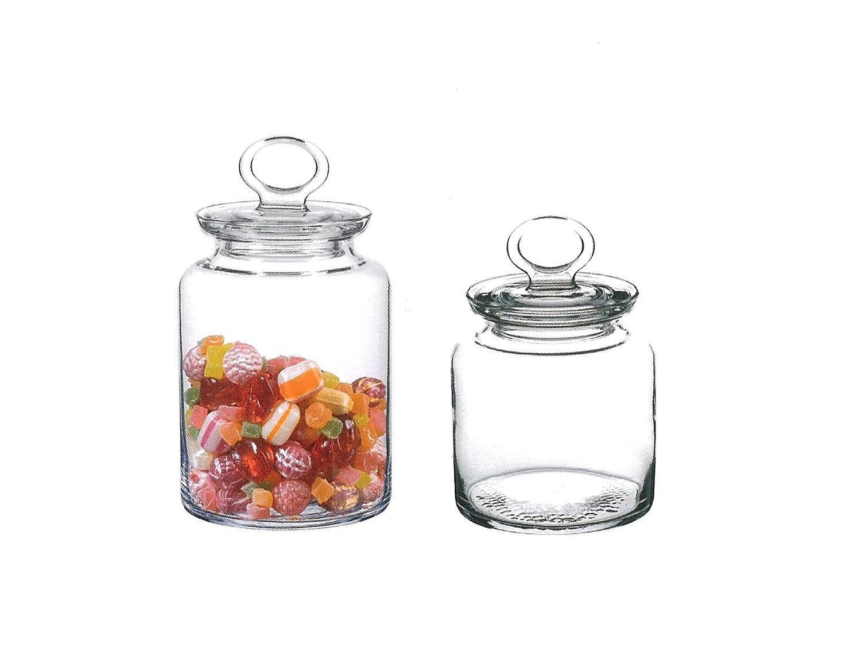 Pasabahce Dose küche glas mit Deckel Kitchen 1000 ml 1 Stück: Amazon ...