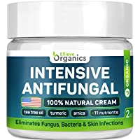 Antifungal Cream - Extra Strength - Made in USA - Effective Toenail Fungus Treatment and Ringworm Treatment for Humans…