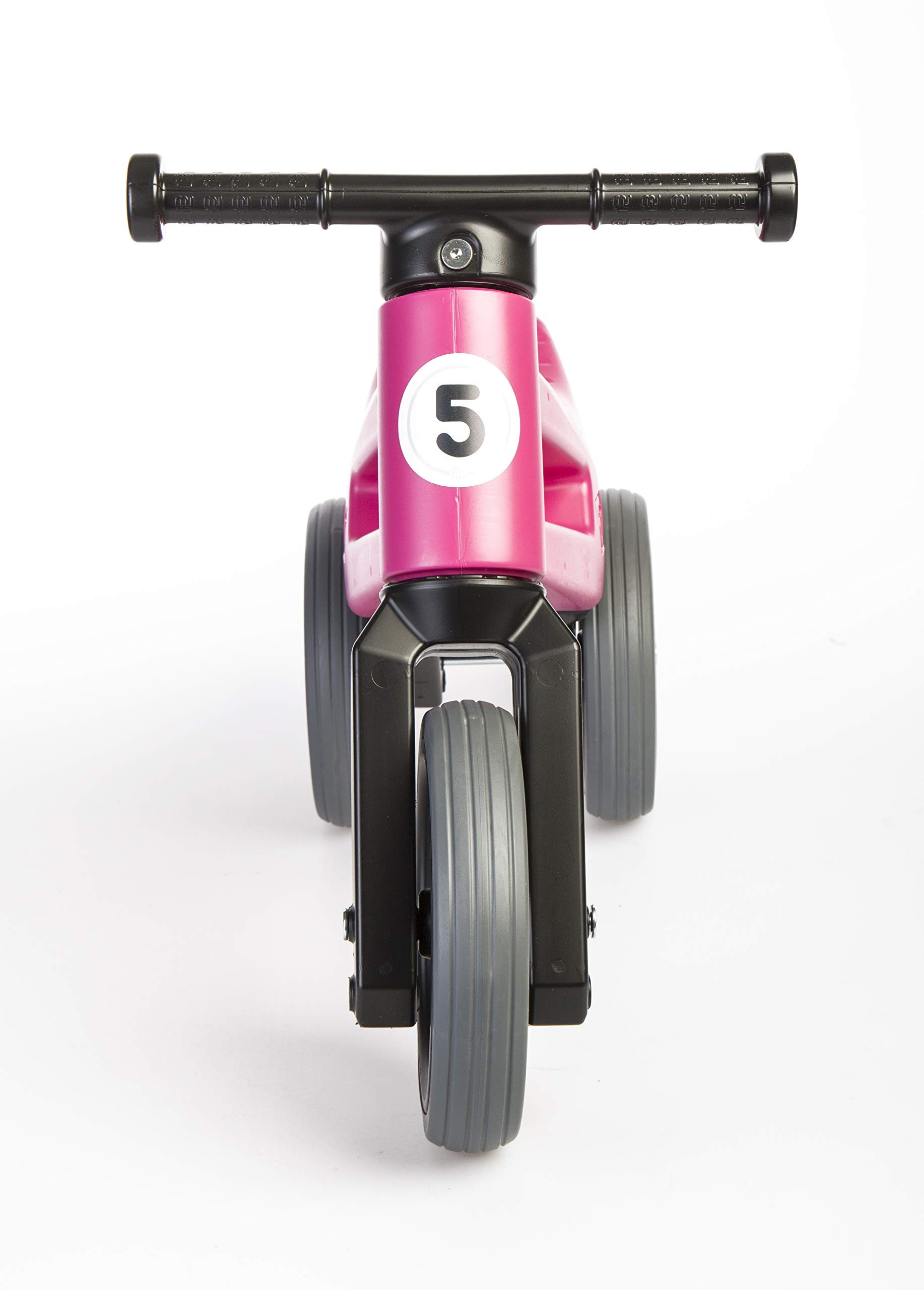 PlayMonster Free Wheelin' Rider Convertible Balance Bike, Pink by PlayMonster (Image #4)