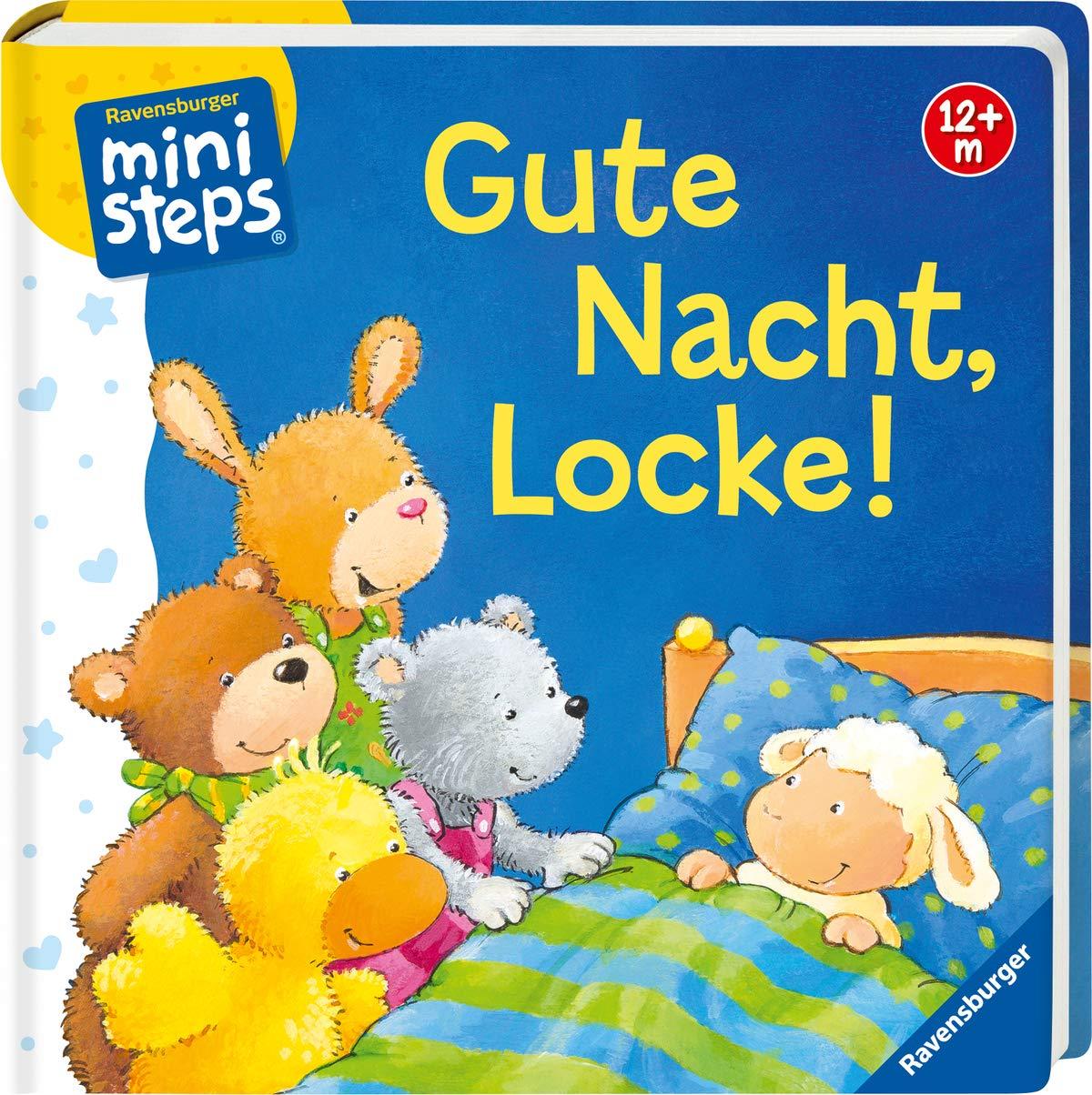 Gute Nacht Locke   Ab 12 Monaten  Ministeps Bücher