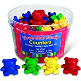 Learning Resources Three Bear Family Counters- packaging may vary