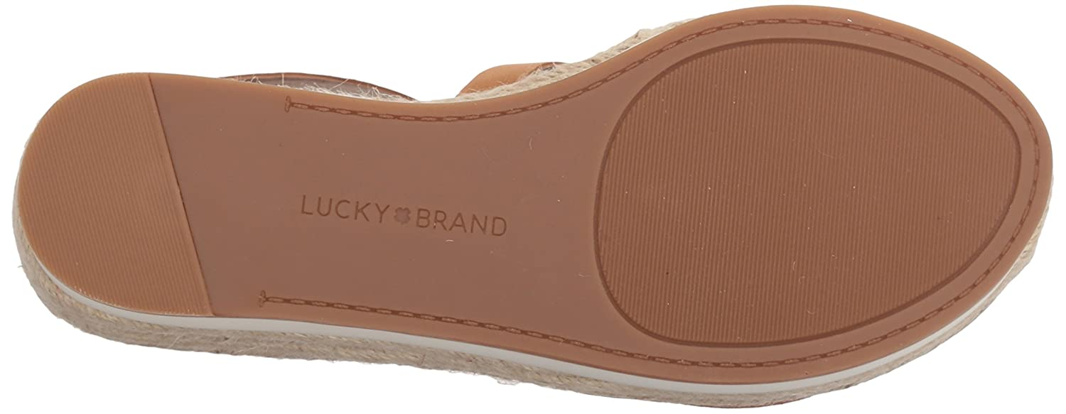 5134bb410ca Lucky Brand Women s Jenepper Sandal  Amazon.ca  Shoes   Handbags
