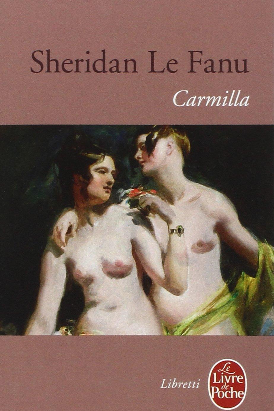Carmilla (Anglais) Poche – 25 août 2004 J.S. Le Fanu Le Livre de Poche 2253087793 French