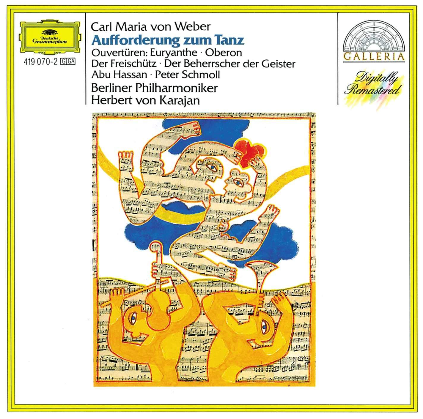 Carl Maria von WEBER - Euryanthe, Oberon & autres opéras - Page 3 71619cxz4HL._SL1423_