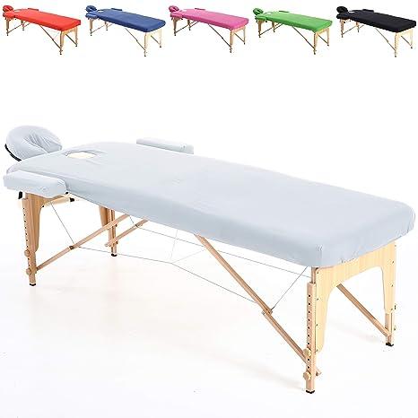 Lenzuolino Coprilettino In Cotone Lavabile Per Lettino Da Massaggio