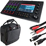 "Akai Professional MPC Touch | Music Production Station with 7"" Multi-Color Touchscreen + Gator Mixer Bag + Hosa Cables"