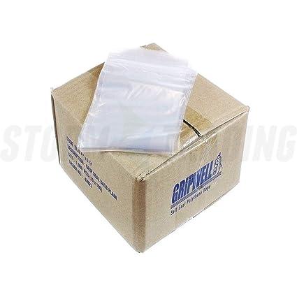 1000 bolsas de plástico transparente de polietileno ...