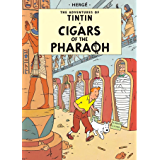 tintin Comics:Cigars of the Pharoah