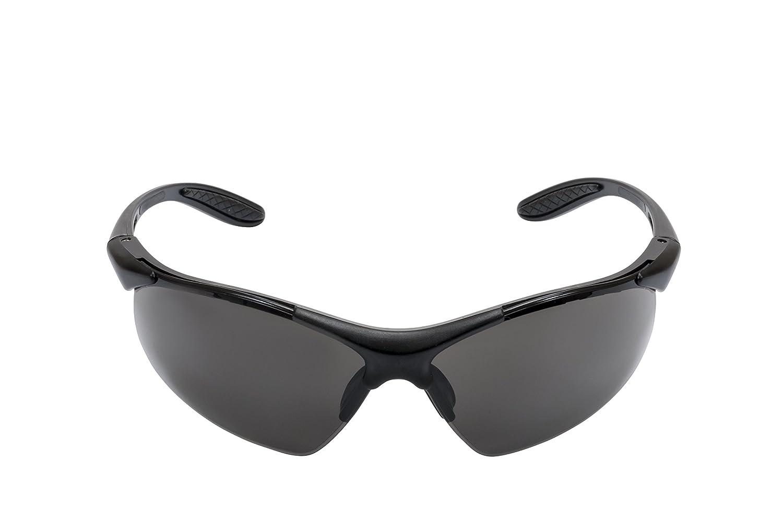 3M Virtua Protective Eyewear V6X, V6X02HC, Gray Hard Coat Lens, Black Frame, 20 EA/Case 7161DoLeWFL._SL1500_