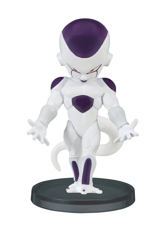 Banpresto Dragon Ball Z 2.8-Inch Frieza (4th Transform) Movie World Collectable Figure, Volume 2 B00TLMDSJS