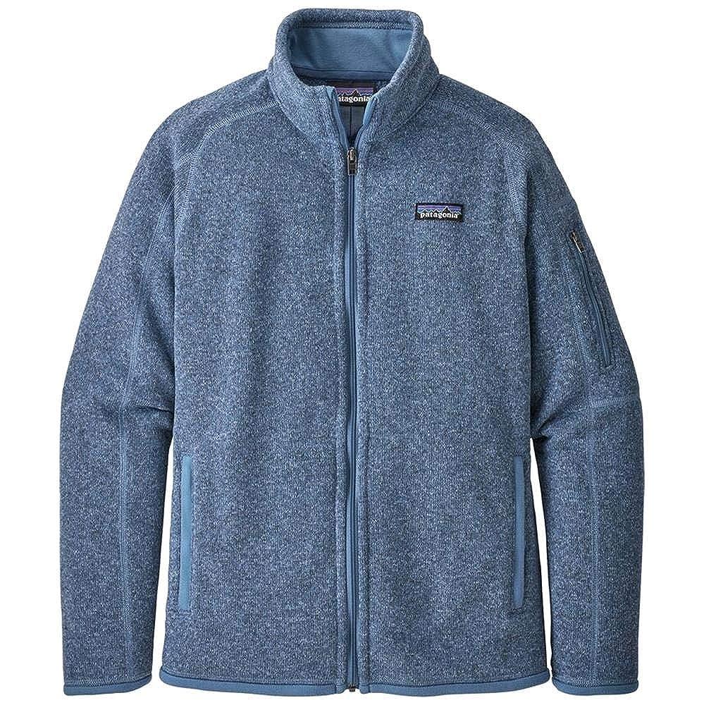 25543 Blu Patagonia Womens Better Sweater/™ Fleece Jacket MOD