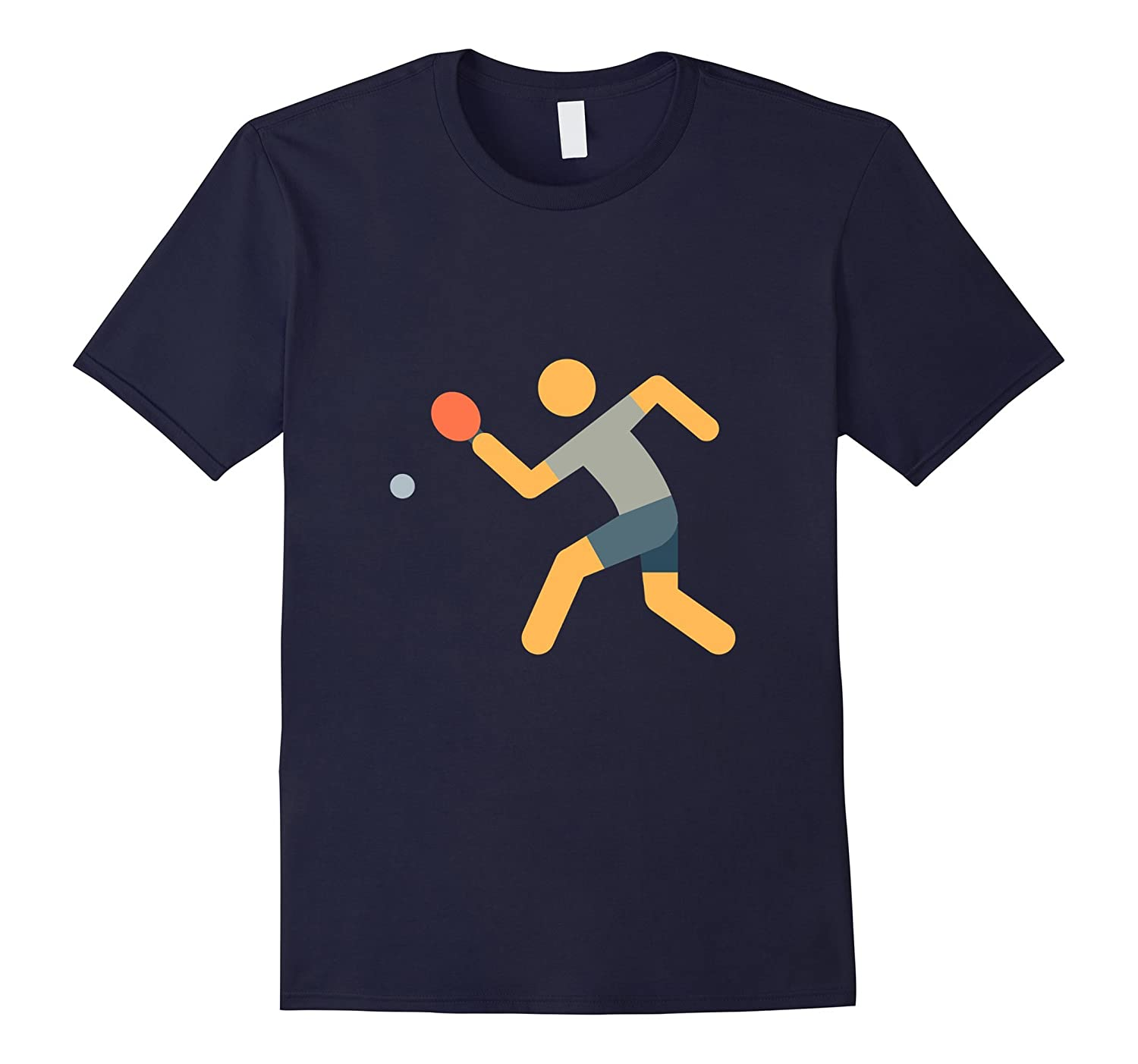 Table Tennis Ping Pong T-Shirt-CL