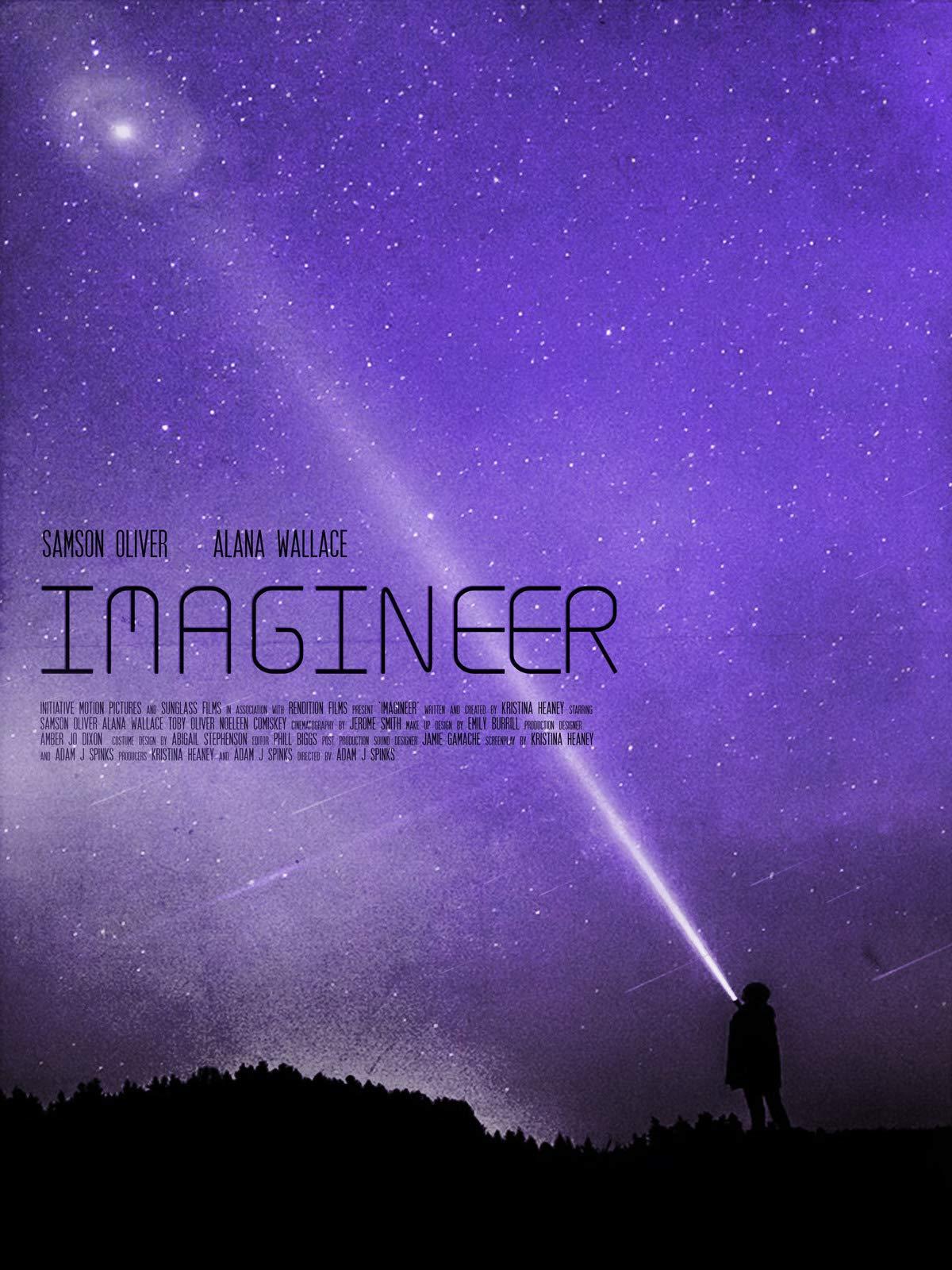 Imagineer on Amazon Prime Video UK