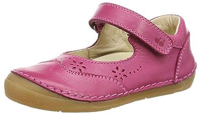 1c172ca7391 Froddo Baby Girls Mary Jane Shoes Fuchsia G2140022, Baby Girls' Walking  Baby Shoes,