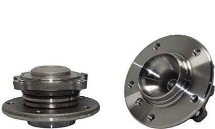PAIR Front Wheel Hub Bearing Assembly For BMW 335I 2007-2013