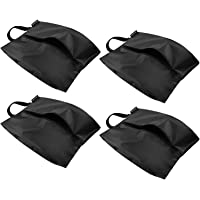 Bagail Travel Shoe Bags Set of 4 Lightweight Waterproof Nylon Storage Bag for Men & Women