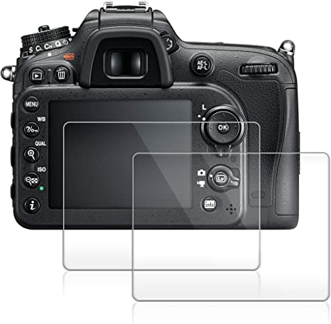 Protector de Pantalla de la Cámara para Nikon D7200 D7100 D800 ...