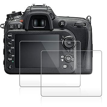 cba1415ade5f0 Protector de Pantalla de la Cámara para Nikon D7200 D7100 D800 D600 D610  D850