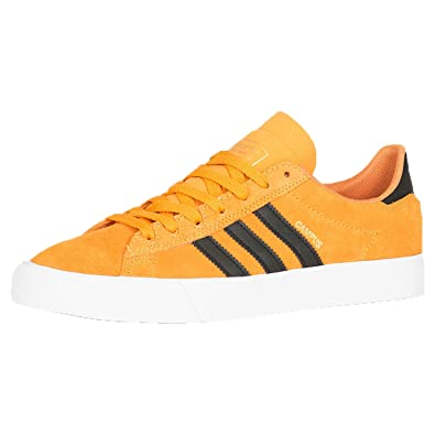 adidas Campus Vulc 2 Real Gold S18 Core Black FTWR White 6uk   Real ... b653f7109