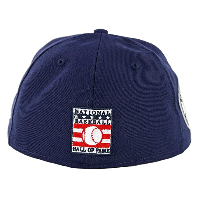 5ea29a71752 Amazon.com   New Era 59Fifty San Diego Padres HOF Trevor Hoffman Fitted Hat  Hall of Fame Cap   Sports   Outdoors