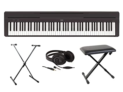 Piano digital Yamaha P45, pack completo dePiano digital ...