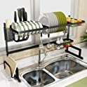 Lyon's Over-the-Sink Rack Dish Drainer