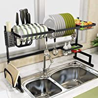 Lyon's Over-the-Sink Rack Dish Drainer for Kitchen Sink Racks